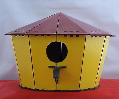 Round Bird House Kit