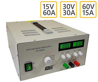 geprüfte Fertigplatine 10A Netzteil-//Netzgerät-//Spannungsregler-Modul 1-30V DC
