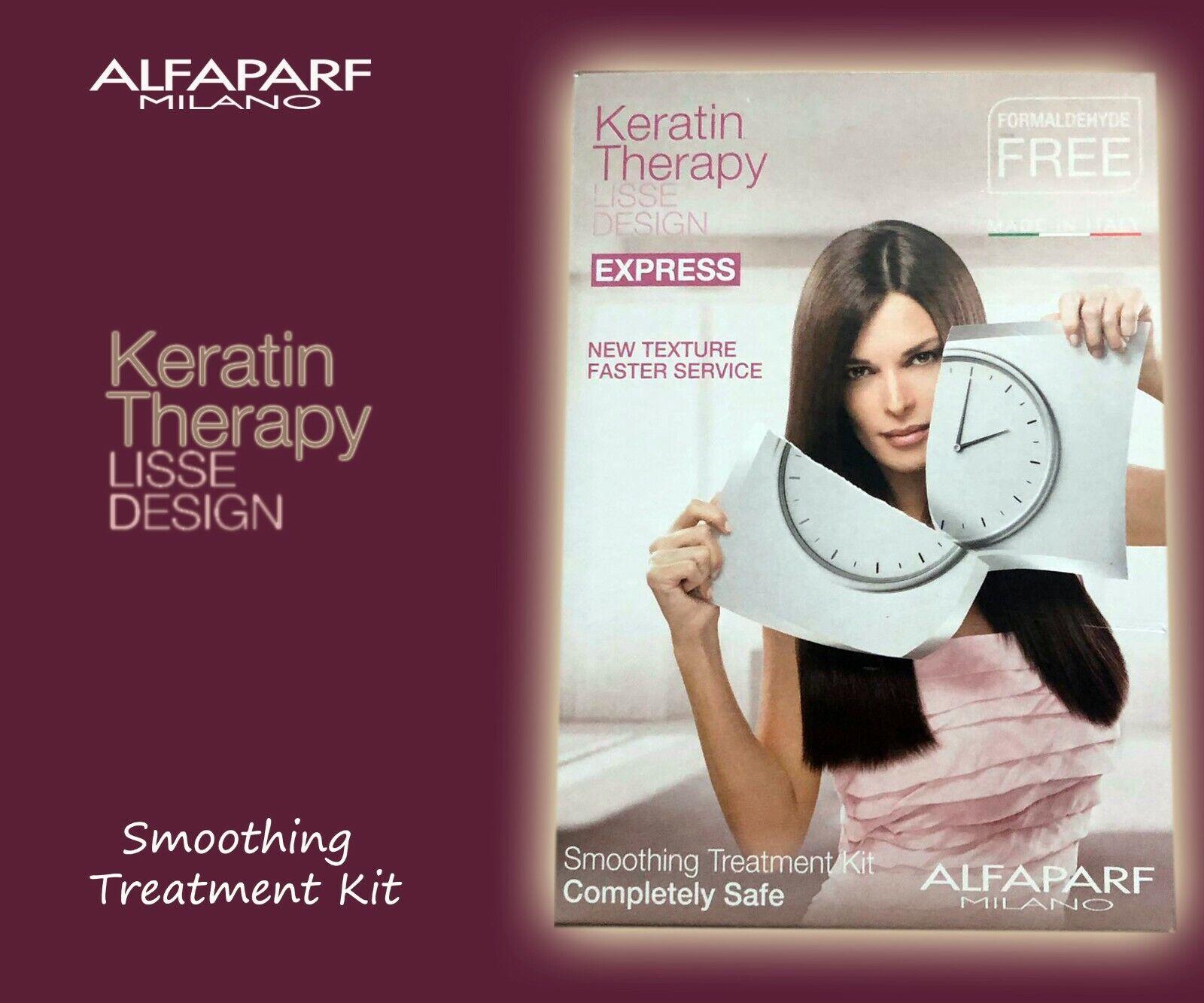 ALFAPARF MILANO Keratin Therapy Lisse Desing Smothing Treatm