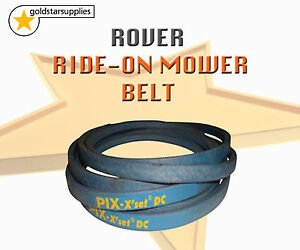 FRICTION DRIVE BELT FOR ROVER RANCHER 12 TO 14HP AUTO DRIVE MODELS - OEM-A12316