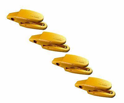 4 - Cat Style Backhoe Mini Excavator Bucket Shanks - 119-3204 1 Lip Thicknes