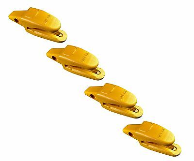 4- Cat Style Backhoe Mini Excavator Bucket Shanks - 119-3205 34 Lip Thicknes