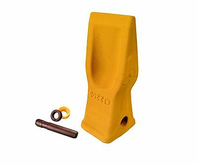 Cat Style Excavator Backhoe Skid Bucket H.d. Abrasion Bucket Tooth - 4t-2203