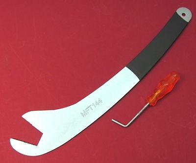 Drive/fan/alternator belt tool kit lever+lock BMW Mini One/Cooper tensioner R51