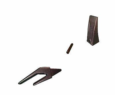 Mini Ex Weld On Bucket Shank 34 Lip Long Dirt Tooth 552x156 X156l P156