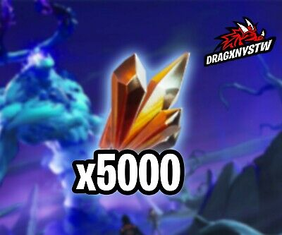 Fortnite - Save The World 5000 Sunbeam Crystal (BEST PRICE)