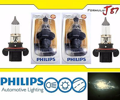 Philips Standard 9008 H13 60/55W Two Bulbs Head Light Replacement Snowmobile