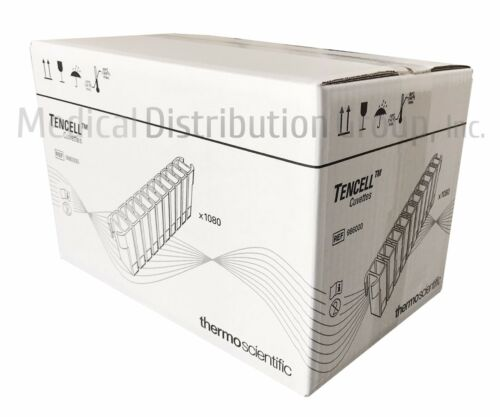 Tencell Cuvettes for Indiko Plus Analyzer - Box 10,800