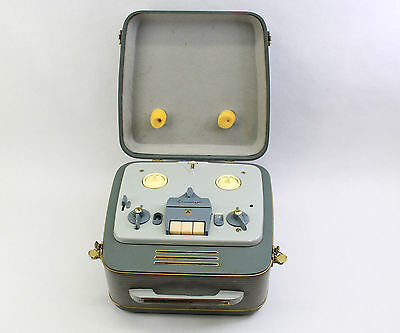 Grundig TK 8 Röhren- Tonbandgerät aus den 50er Jahren