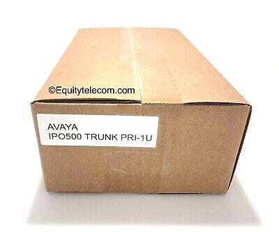 Avaya Ip Office Ipo500 Trunk Pri-1u 700417439
