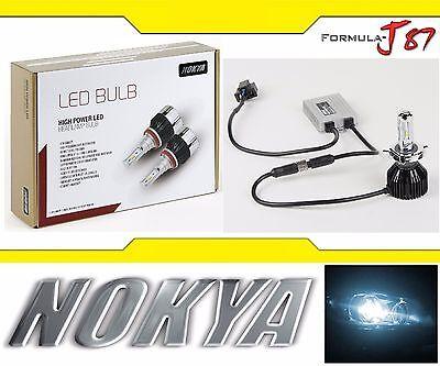 Nokya LED Kit 36W White 6000K 9003 HB2 H4 Two Bulbs Head Light Snowmobile