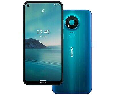 NOKIA 3.4 64GB+4GB RAM 6.39'' HD+ 13/8MP SMARTPHONE TELÉFONO MÓVIL LIBRE AZUL...