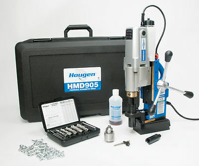 New Hougen Hou-0905110 Hmd905 Mag Drill - Swivel Fab Kit Metric - 115v
