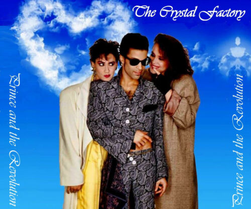Prince The Crystal Factory 3-CD Dream Factory / Crystal Ball / Sign O