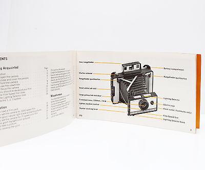 Инструкции и руководства Polaroid 220 Instant