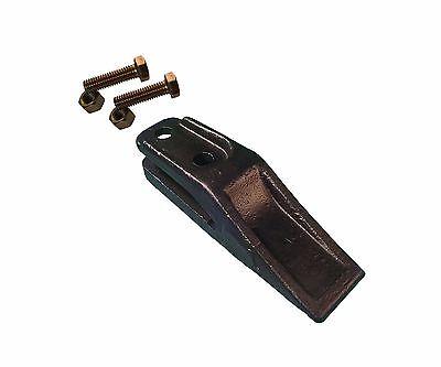 1 - Bobcat Style Skid Steer Mini Ex Bucket Unitooth W Hardware - 6684447