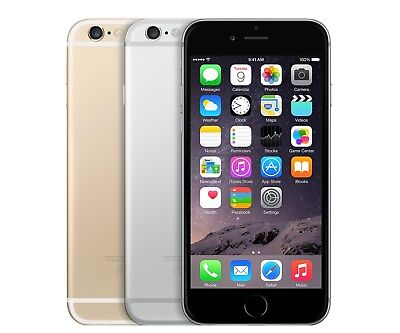 Apple iPhone 6 Factory Unlocked Verizon T-Mobile AT&T 128GB | 64GB | 32GB |16GB