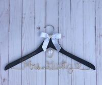 Custom bridal hanger