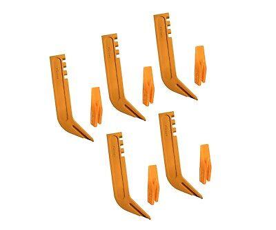 5 Scarifier Shanks And 6y-5230 Teeth Fits Cat Motorgraders - 9f-5124 195-7218