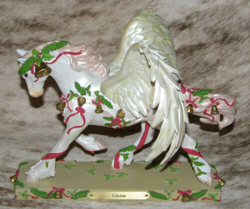 TRAIL OF PAINTED PONIES Gloria~Angels Glory to God~Low 1E/0397~Christmas 2019~