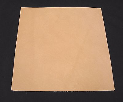 10-11 oz Veg Tan Cowhide Tooling Leather for Sheath Armor Holster Moccasin Sole