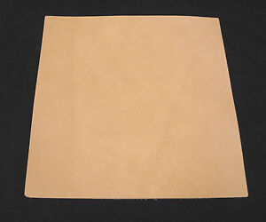 10-11 oz Veg Tan Cowhide Tooling Leather for Sheaths Holsters Armor Strops