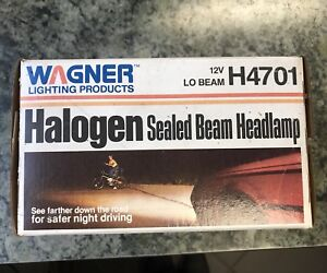 Wagner H4701 12V Headlamp