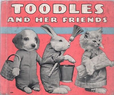 Toodles And Her Friends By Harry Whittier Frees Rand Mcnally Hc 1936