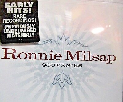 Souvenirs by Ronnie Milsap NEW! CD ,Country Music,Rare Recordings, Hits, Best