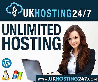 1st Month For 1.00 Unlimited Website Web Hosting Uk Company Free Ssl