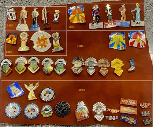Arizona Jaycee pins