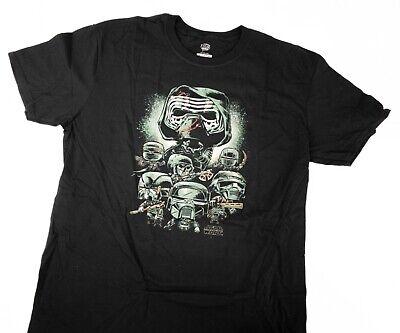 Funko Pop! Tee Kylo Ren Knights Star Wars Smugglers Bounty Exclusive T-Shirt 3XL