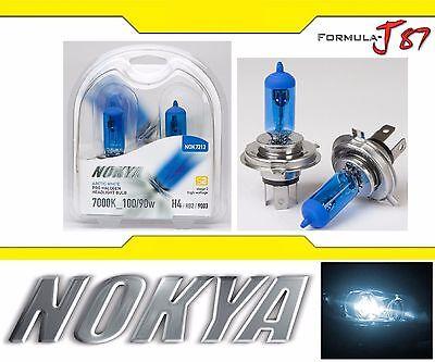 Nokya 7000K White 9003 HB2 H4 Nok7213 100/90W Head Light Bulb High Low Beam Lamp