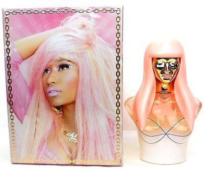 Pink Friday Perfume 1 7 Oz  Edp By Nicki Minaj For Women  New In Sealed Box