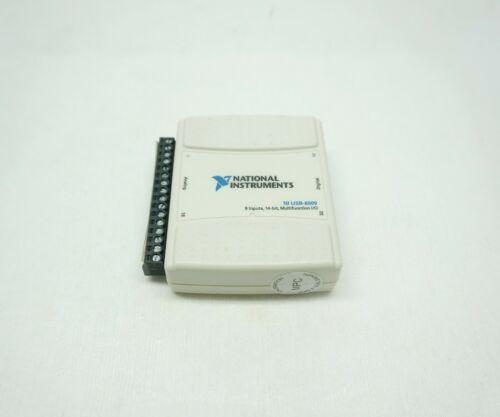 National Instruments NI USB-6009 14-Bit Multifunction I/O Module