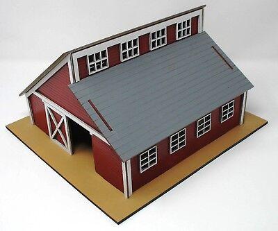 Horse Barn Style Large Birdhouse Kit