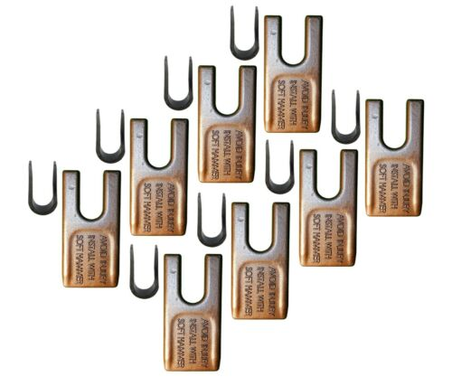 8 - Replacement Auger Teeth - 35 Size for CS & AG Aggressor Augers