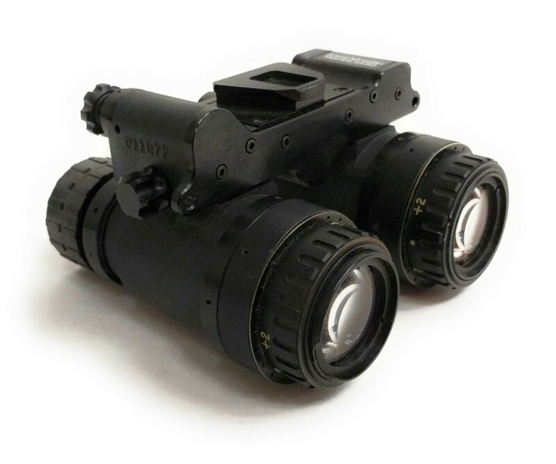 Carson Ind. 1XEP3 Professional Night Vision Binoculars SNVG-BNVS w/ F9800H