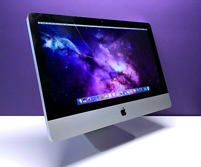 "UPGRADED Apple 21.5"" iMac / Quad Core / 16GB / 1TB / OS-2017 / 3 Year Warranty"
