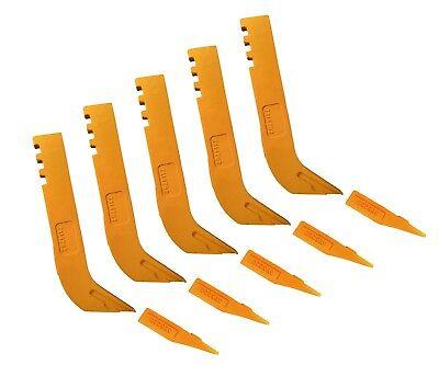 5 Scarifier Shanks Tips Fits Many John Deere Motor Graders- T114792 T6y5230