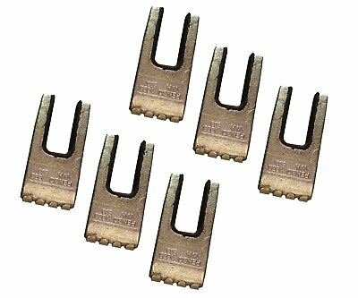 6 Pengo 1656 Fast Lock Md Utility Carbide Auger Teeth - 140005