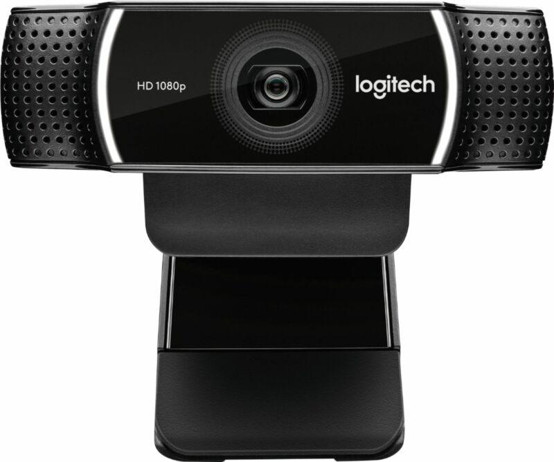 Logitech - C922 Pro Stream Webcam