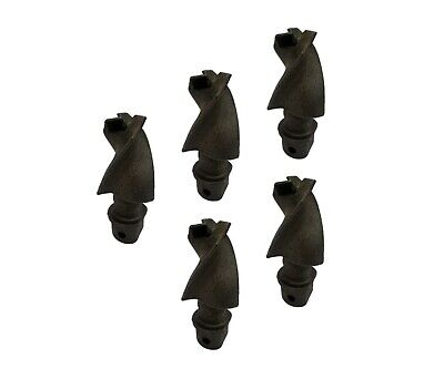 5 Auger Pilot Tips - 135090 Tf-350c - Fits Pengo Aggressor And Other Augers