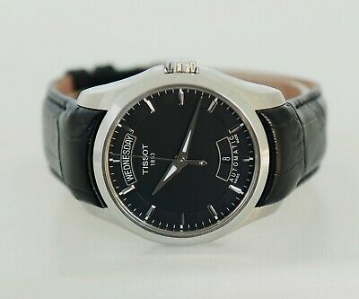 TISSOT Couturier Day-Date Automatic, T035407 Stainless ateel 40mm Men's watch