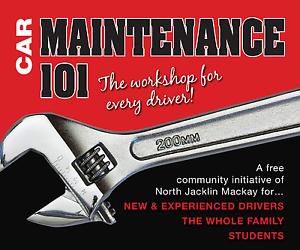 Car Maintenance 101 Evening Mackay Mackay City Preview
