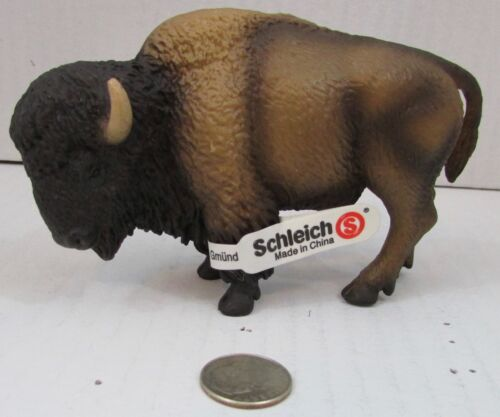 Schleich Bison Retired 14349