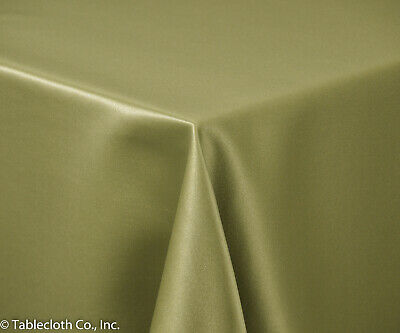 LIGHT OLIVE MATTE SATIN FABRIC, 72 inches wide. Sold by the (Light Olive Matt)