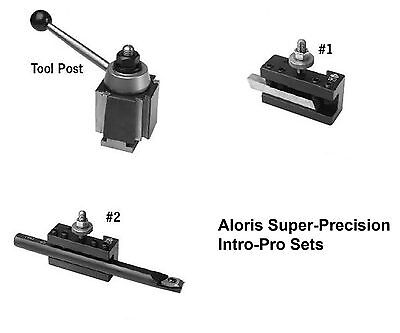 Aloris Super-precision Intro-pro Sets Axa Series