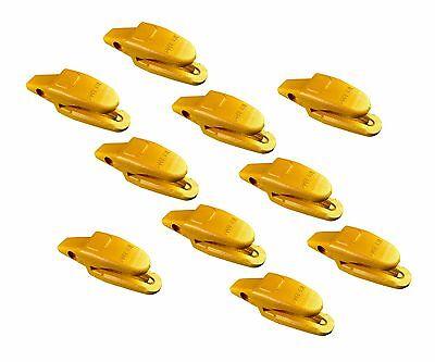 10- Cat Style Backhoe Mini Excavator Bucket Shanks- 119-3205 34 Lip Thicknes