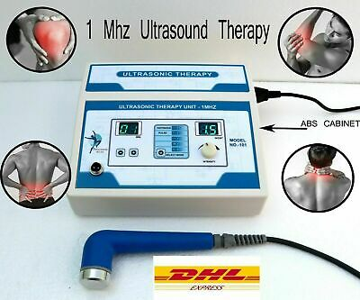 Zenex Brand Physiotherapy Ultrasound Therapy 1- Mhz Pain Relief Ultrasound Unit